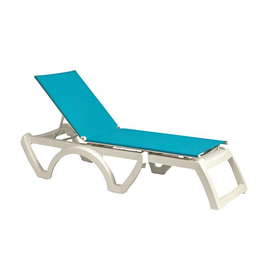 Grosfillex US876241 chaise, outdoor