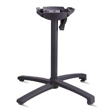 Grosfillex USX15017 folding table base / legs