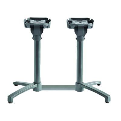 Grosfillex USX1D009 folding table base / legs