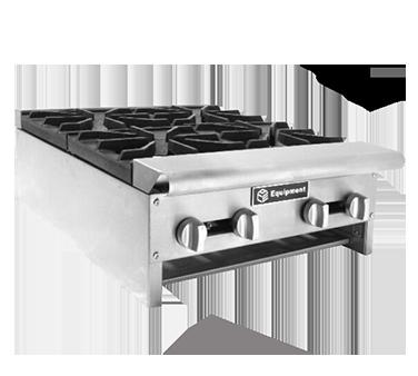 GSW USA AEHP48 hotplate, countertop, gas