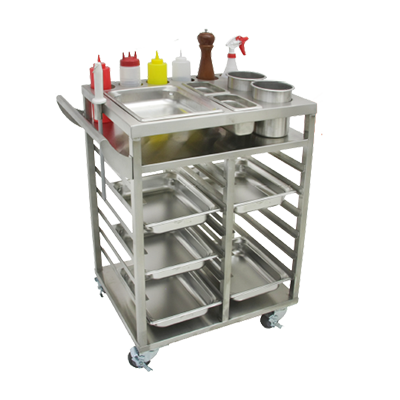 GSW USA C-TIC cart, prep