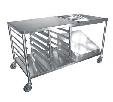 GSW USA DN-TBL icing glazing equipment
