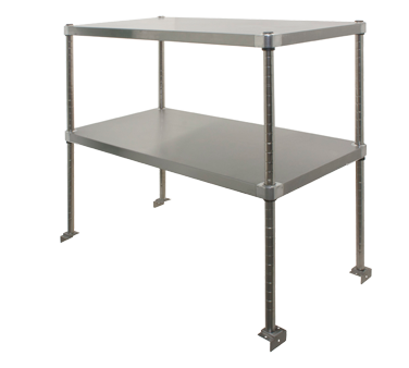 GSW USA DS-1836A overshelf, table-mounted
