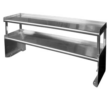 GSW USA DS-SP48 overshelf, table-mounted
