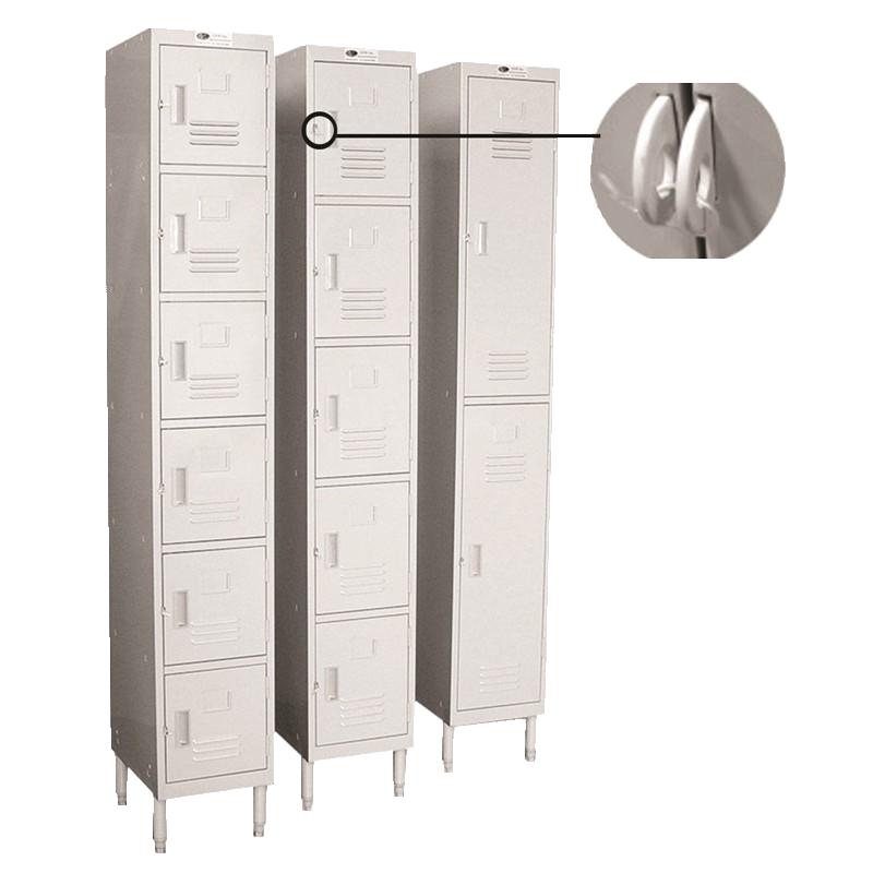 GSW USA EL-2DR locker