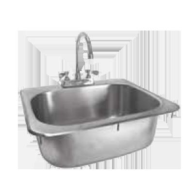 GSW USA HS-2017I sink, drop-in