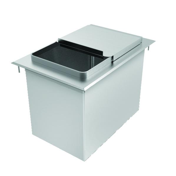 GSW USA IB2018 ice bin, drop-in