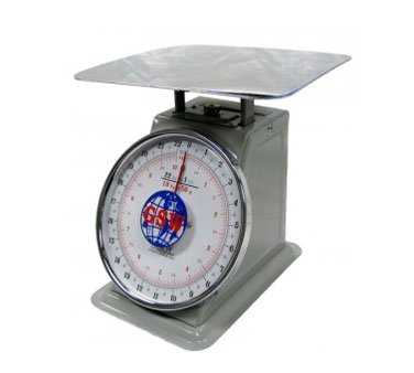 GSW USA SC-P44 scale, portion, dial