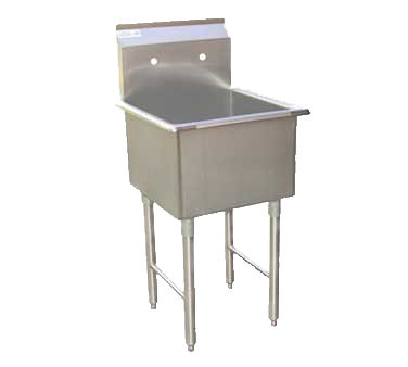 GSW USA SEE18181P sink, (1) one compartment