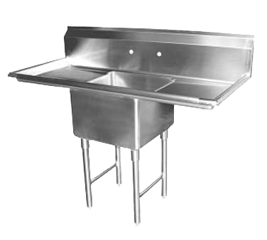 GSW USA SH24241D sink, (1) one compartment