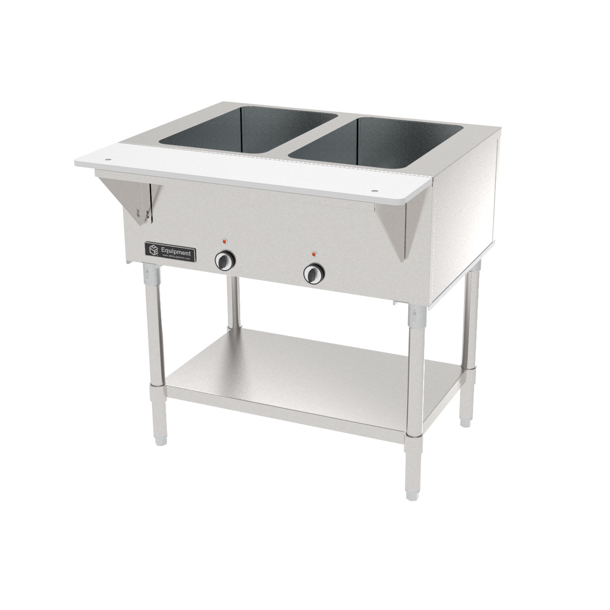 GSW USA ST-2WOE-120 serving counter, hot food, electric
