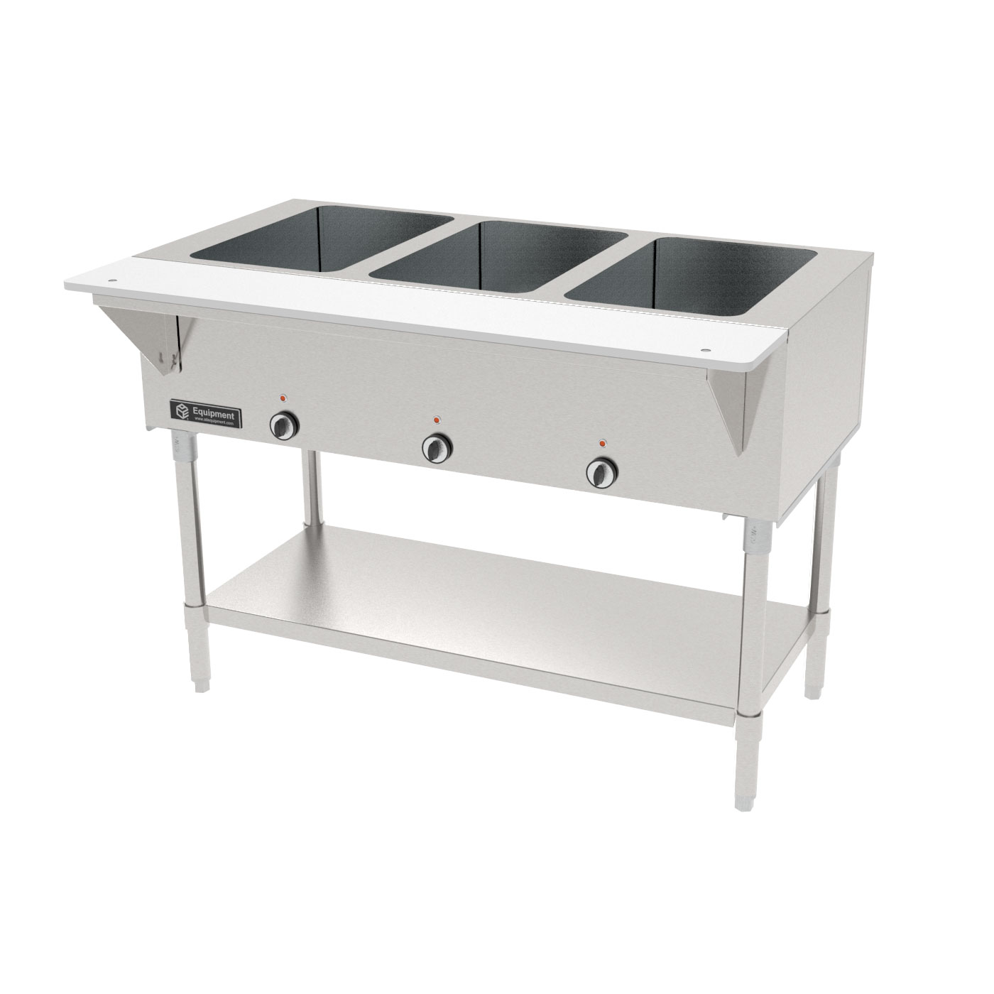 GSW USA ST-3WOE-120 serving counter, hot food, electric