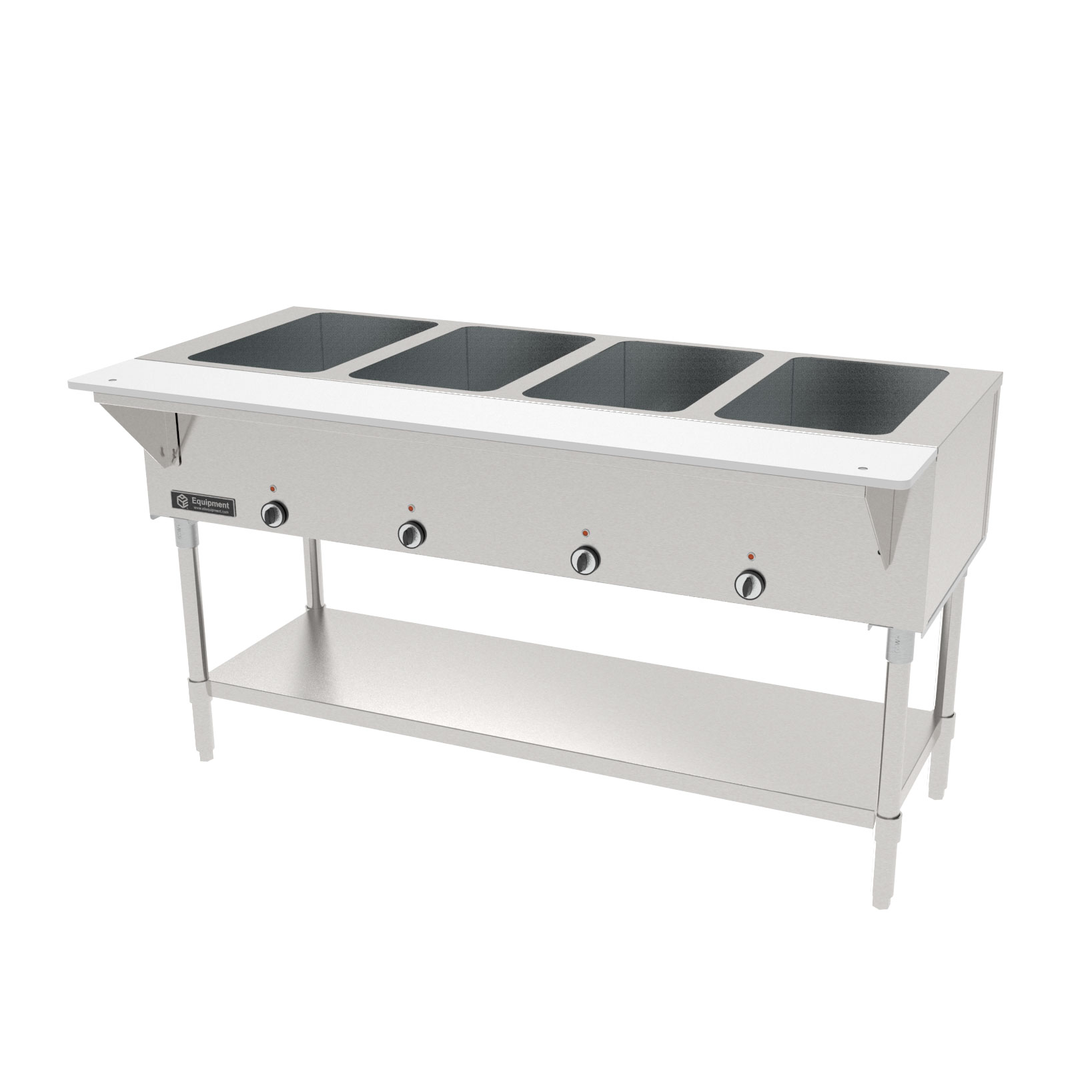 GSW USA ST-4WOE-240 serving counter, hot food, electric