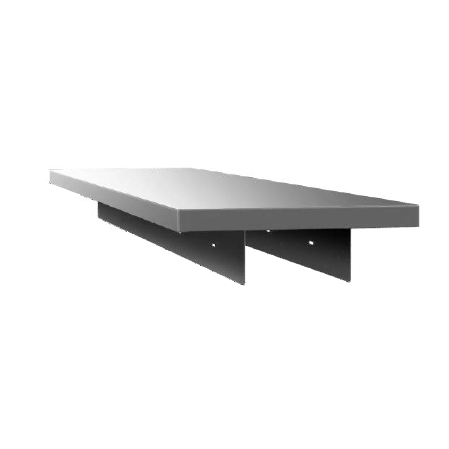 GSW USA WS-PT1848 shelf, pass-thru