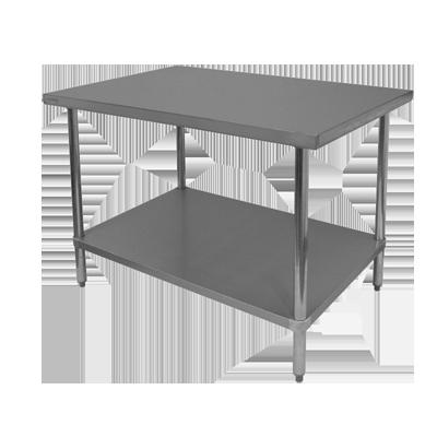GSW USA WT-E3018 work table,  12