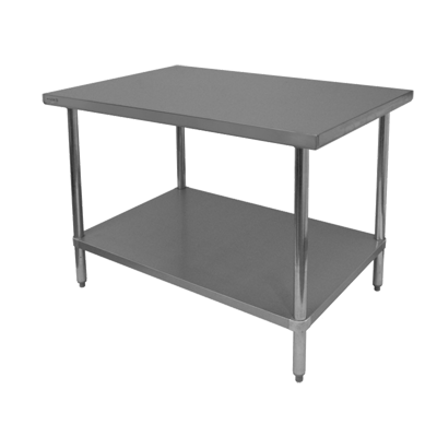 GSW USA WT-P2418US work table, undershelf