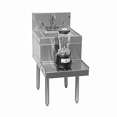 Glastender BSA-14 underbar blender station