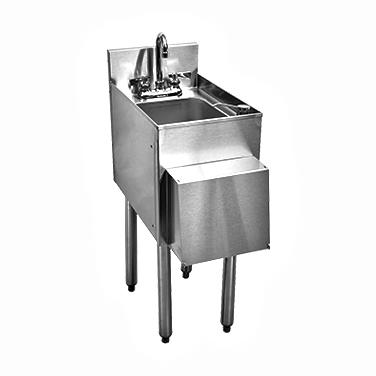 Glastender C-HSB-12-D underbar hand sink unit