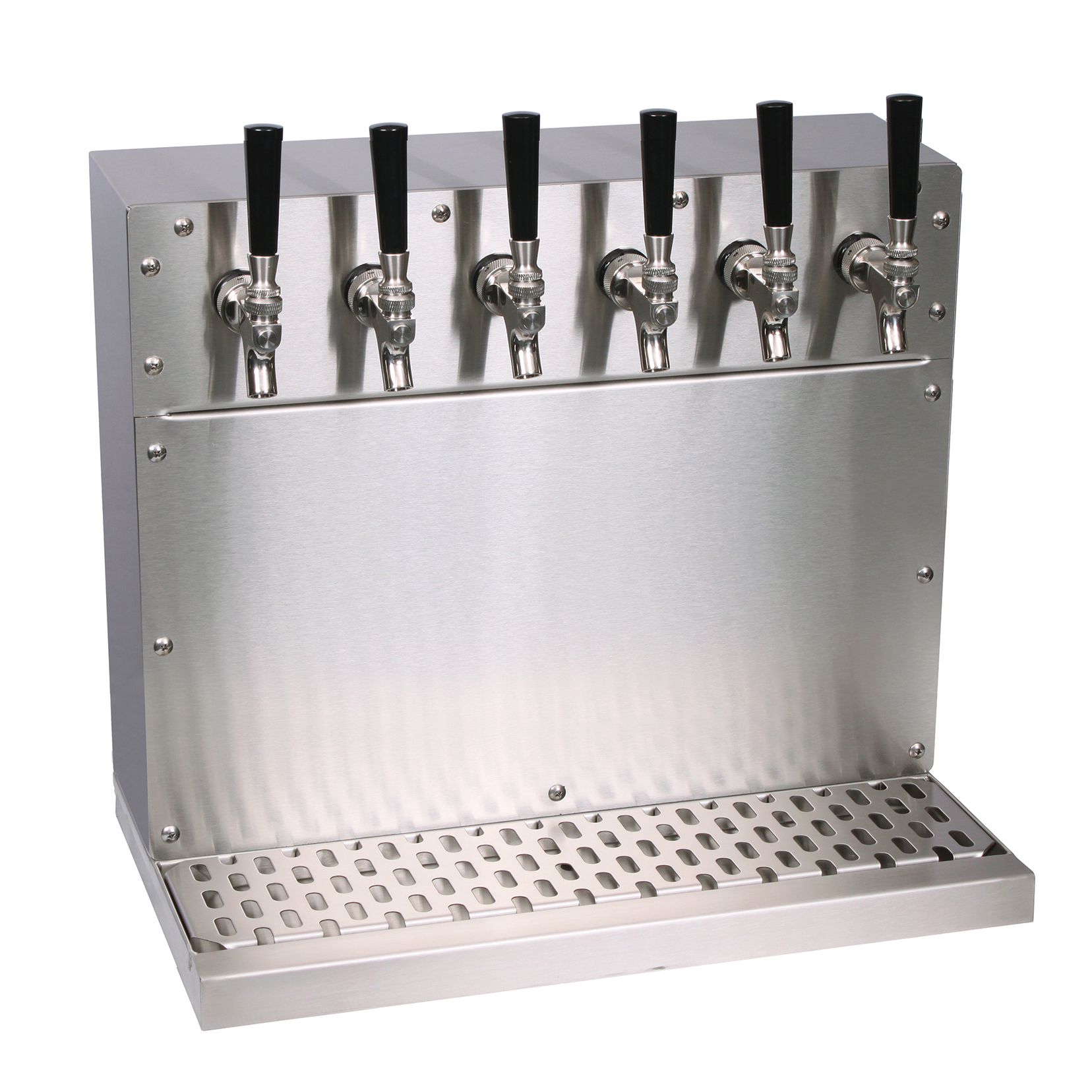 Glastender WT-5-SSR draft beer / wine dispensing tower
