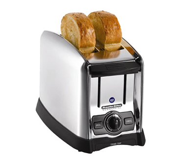 Hamilton Beach 22850 toaster, pop-up