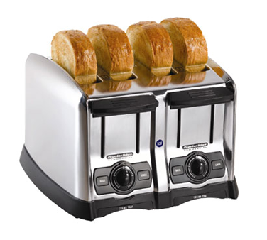 Hamilton Beach 24850 toaster, pop-up