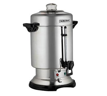 Hamilton Beach D50065 coffee percolator, electric