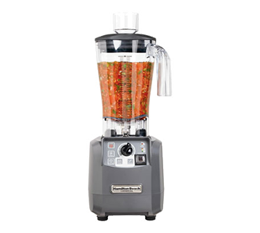 Hamilton Beach HBF600 blender, food, countertop