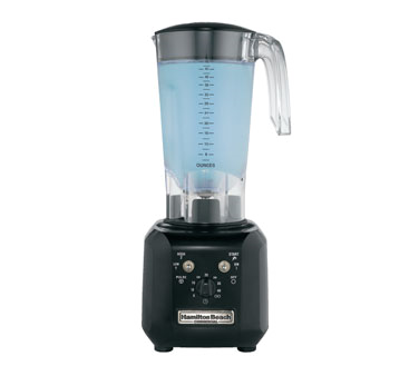 Hamilton Beach HBH450R blender, bar
