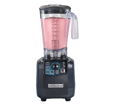 Hamilton Beach HBH650 blender, bar
