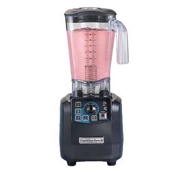 Hamilton Beach HBH650-CE blender, bar