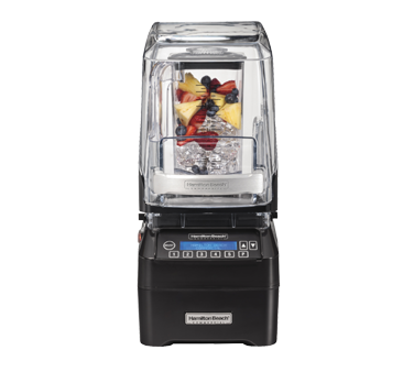 Hamilton Beach HBH750 blender, bar