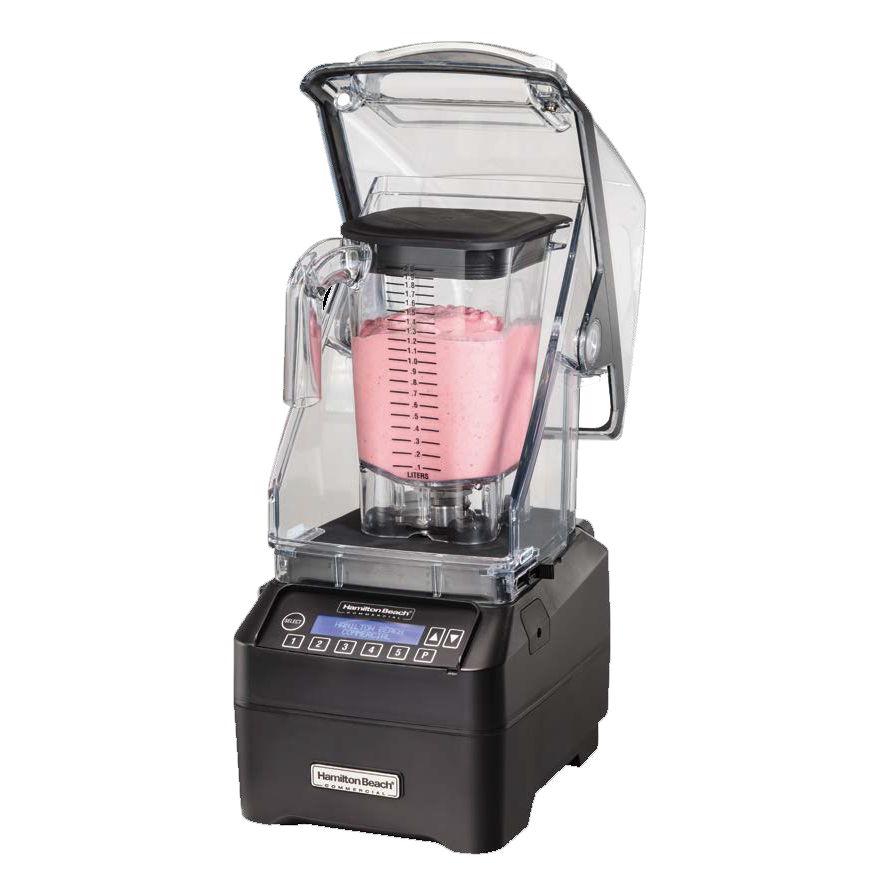 Hamilton Beach HBH755-CE blender, bar
