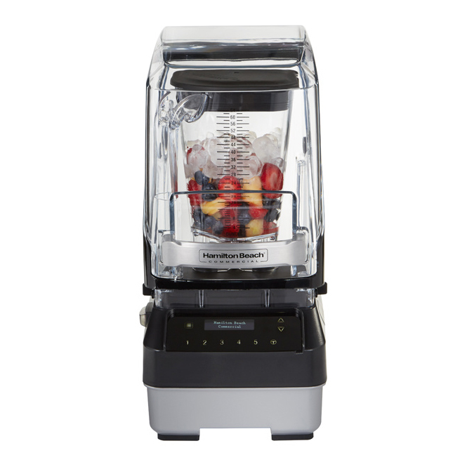 Hamilton Beach HBH950 blender, bar