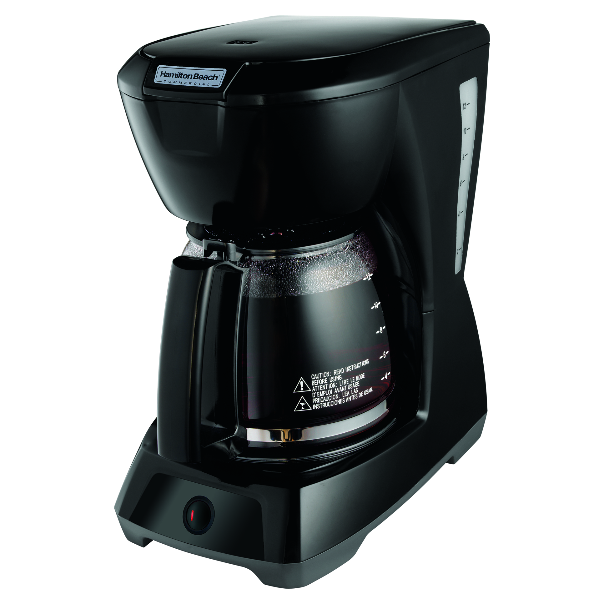 Hamilton Beach HDC1200 coffee brewer for decanters
