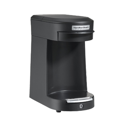 Hamilton Beach HDC200B coffee brewer, for single cup