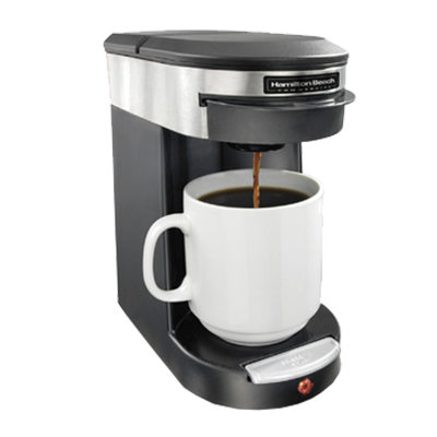 Hamilton Beach HDC200S-CE coffee brewer, for single cup