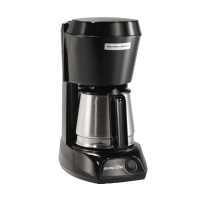 Hamilton Beach HDC500CS coffee brewer for decanters