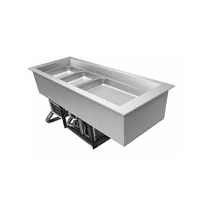 Hatco CWB-S1 cold food well unit, drop-in, refrigerated