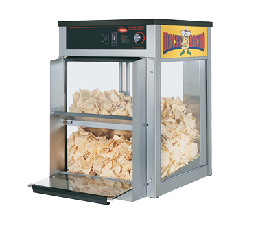 Hatco FDWD-1-MN nacho cheese / chips warmer, display