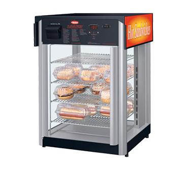 Hatco FDWD-1X-120-QS display case, hot food, countertop