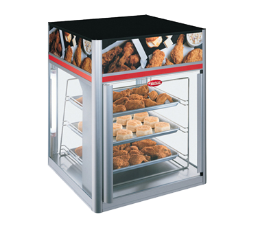 Hatco FSD-1X display case, hot food, countertop
