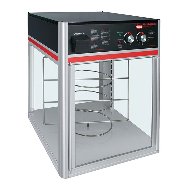 Hatco FSD-2 display cabinets