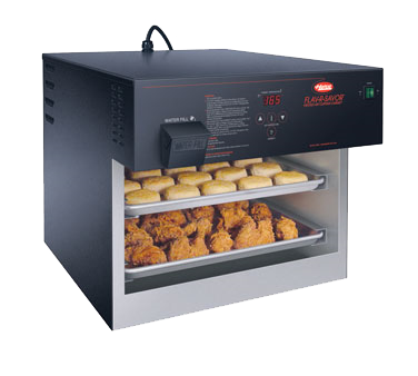 Hatco FSHAC-2 heated cabinet, countertop