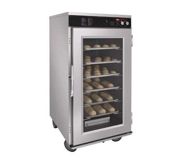 Hatco FSHC-12W1 heated cabinet, mobile