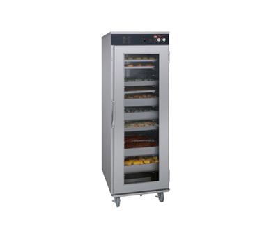 Hatco FSHC-17W1 heated cabinet, mobile