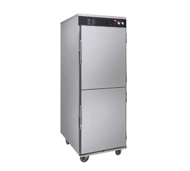 Hatco FSHC-17W2D heated cabinet, mobile, pass-thru