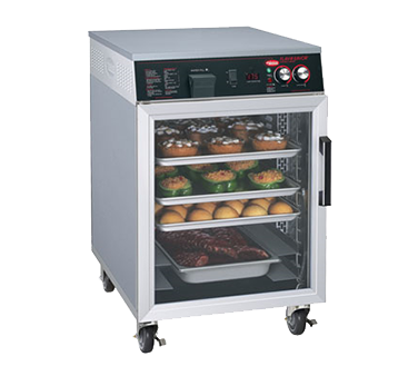 Hatco FSHC-7-1 heated cabinet, mobile
