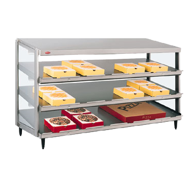 Hatco GRPWS-3624T display merchandiser, heated, for multi-product