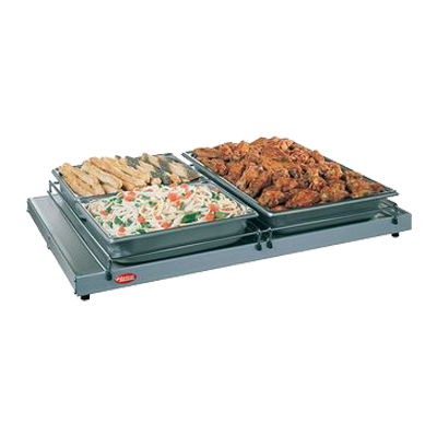 Hatco GRS-48-H heated shelf food warmer