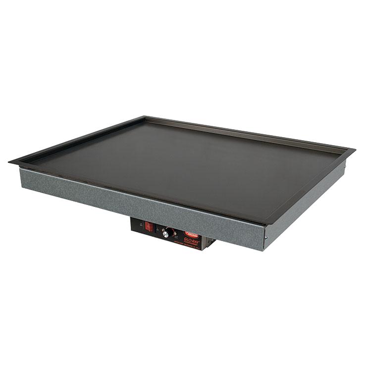 Hatco GRSB-24-F heated shelf food warmer